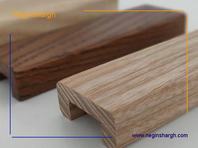 نمونه هندریل چوبی