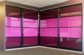 شیشه سکوریت رنگی