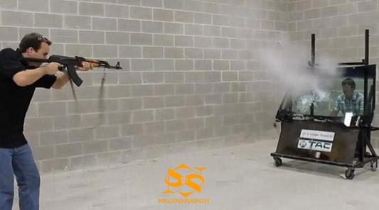 روش ساخت شیشه ضد گلوله