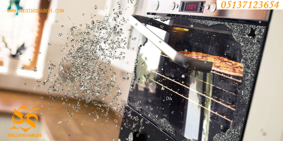 روش شکستن شیشه ضدگلوله